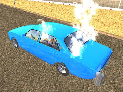 Online hra Real Car Drift Race Mania 3D