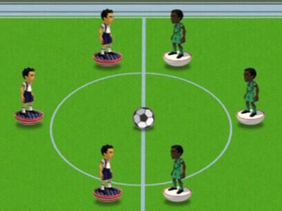 Juego en línea Sling Soccer