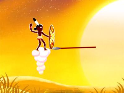 Juego en línea Spearmen Hunters