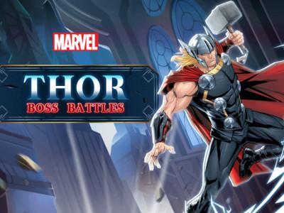 Online hra Thor Boss Battles