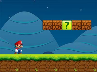 Online hra Ultimate Mario Run