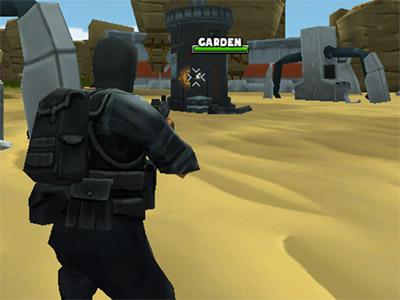 Online hra Warscrap