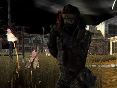 Juego en línea Zombie Exterminators