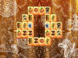 Online hra Aztec Mahjong
