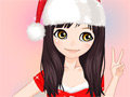Christmas Make Up