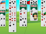 Online hra Golf Solitaire Pro