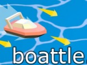 Jogo Multiplayer  Boattle.io