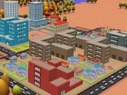 Jogo online 3D City Builder