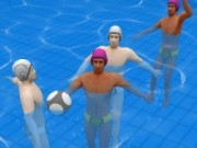 Jogo Qlympics: Water Polo