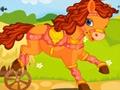 Juego en línea Cute Horse Dress-up