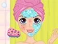 Juego en línea Ball Prep Makeover