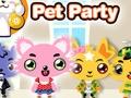 Juego en línea Pet Party