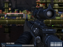 Juego en línea Stealth Sniper