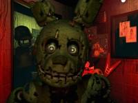 Juego en línea Five Nights at Freddy's 3