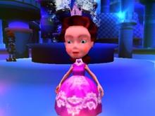 Juego en línea Princess Dressup 3D