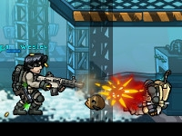 Juego en línea Strike Force Heroes 3