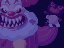 Online hra Clown Nights
