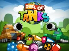Juego en línea Duels of Tanks