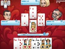 Juego en línea Hearts Card