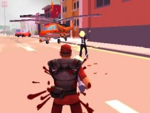 Juego en línea Crime City 3D 2