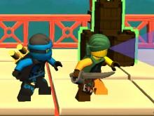 Juego en línea Lego Ninjago Skybound