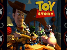 Online hra Toy Story