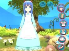 Juego en línea Cute Moe 3D 2