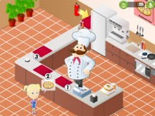 Juego en línea Diner Chef 4