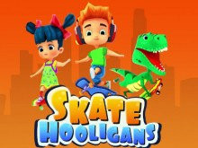 Online hra Skate Hooligans