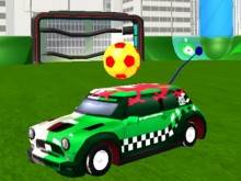 Online hra Soccer Cars