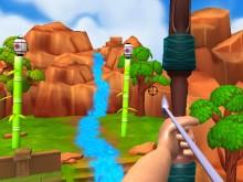 Online hra Archery Expert 3D: Small Island