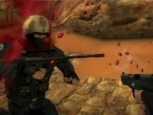 Juego en línea Armed Forces vs Gangs 2