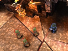 Online Game Clash of the demons