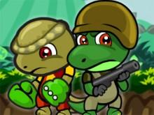 Juego en línea Dino Squad Adventure