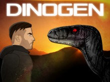 Online hra Dinogen