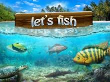 Online hra Let's Fish