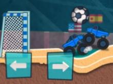 Juego en línea Monster Truck Soccer