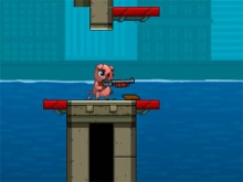 Juego en línea Piggy Fight