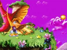 Online hra Rayman 3