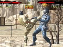 Juego en línea Real Strike Tiger Fighting