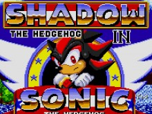 Online hra Shadow in Sonic
