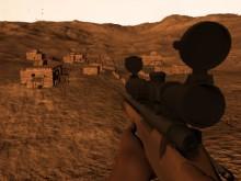 Online hra Sniper 3D