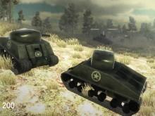 Online hra War of Tanks