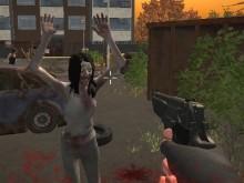 Juego en línea Zombie vs Janitor