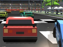 Online hra Pixel Racing 3D