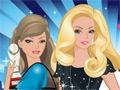 Juego en línea Movie Star Dress up 2
