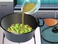 Juego en línea Sara's Cooking Class: Potato soup