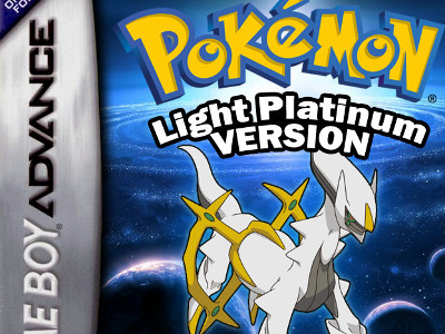 Pokemon - Light Platinum