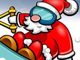 Juego en línea Santa's Snow Rush